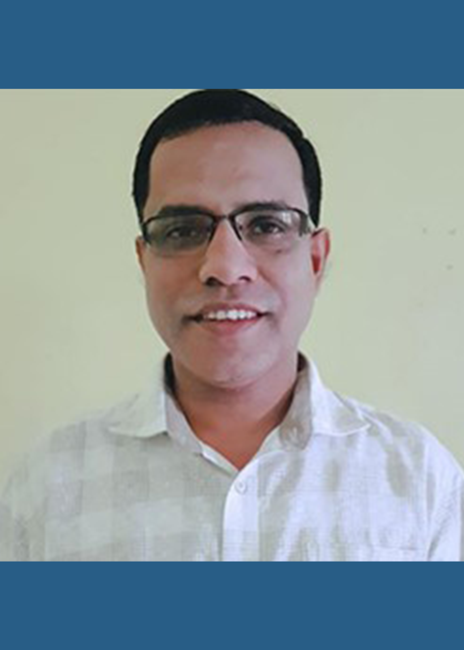 Dr. Navaneethan C. Arjuman